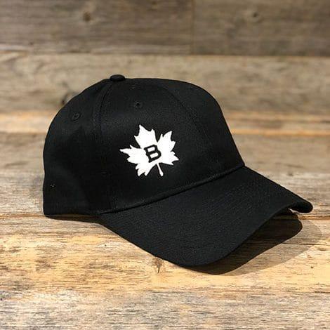 casquette noire