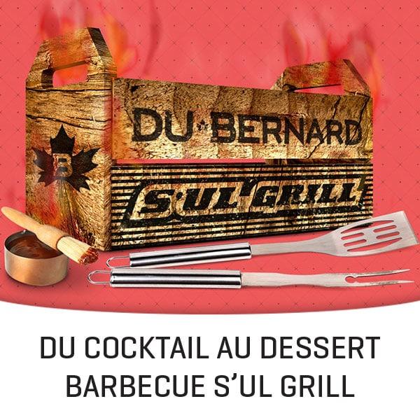 barbecue sul grill